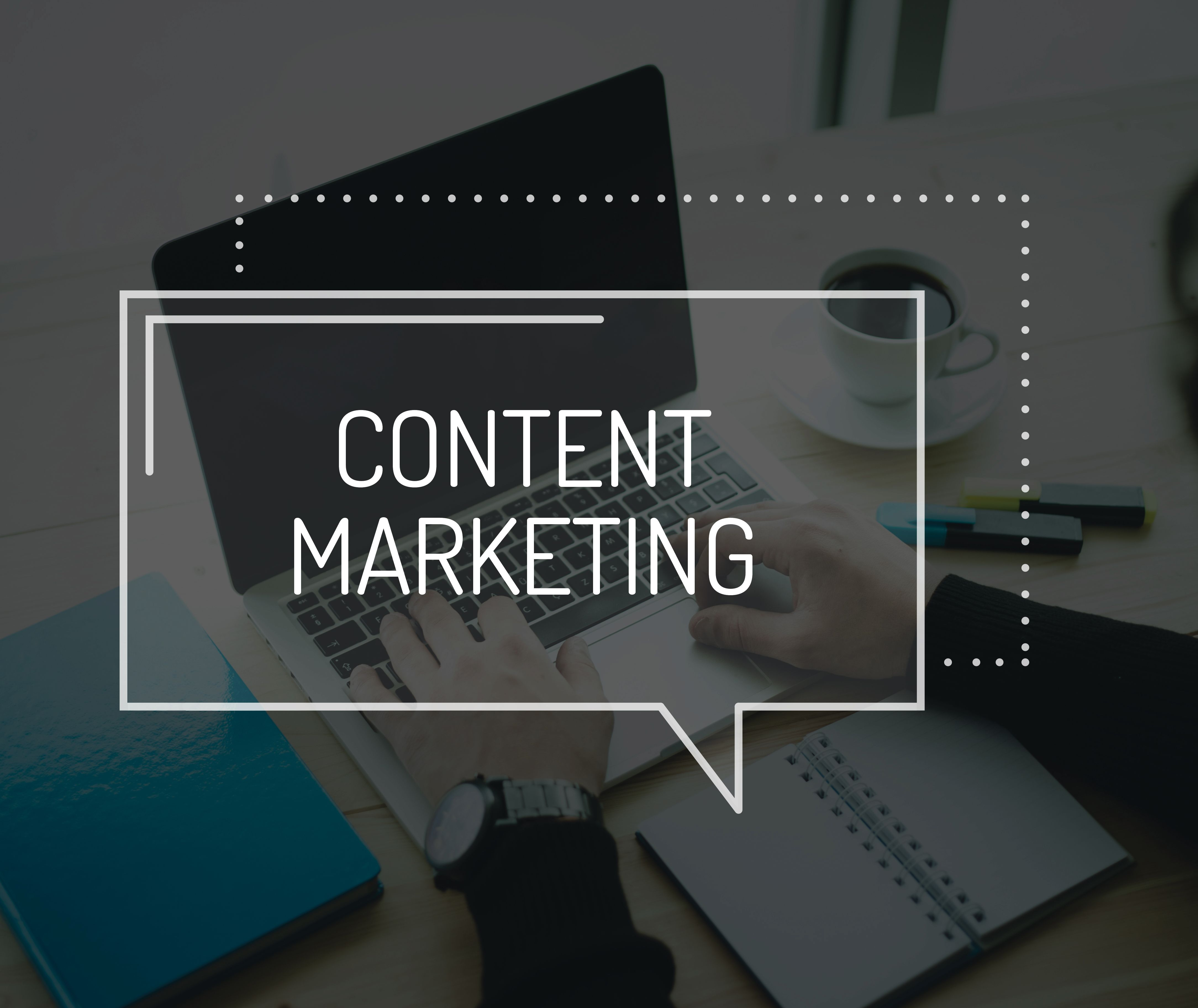 Content Marketing - Cropped Square